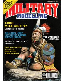 Military Modelling 1992/12 Vol 22 No 12