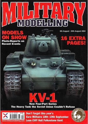 Military Modelling 2004/08 Vol 34 No 09