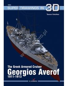 Georgios Averof, Super Drawings in 3D No 63, Kagero