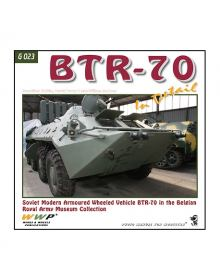 BTR-70 in detail, WWP