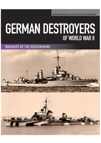 German Destroyers of World War II, Seaforth