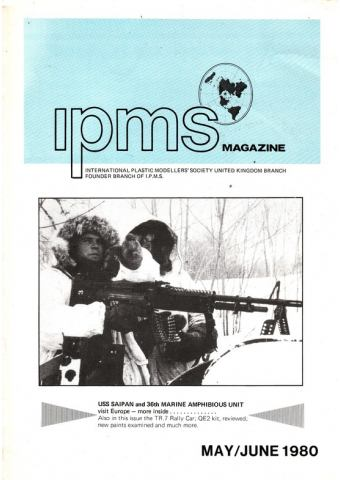 IPMS(UK) Magazine 1980/Vol. 16 No. 3