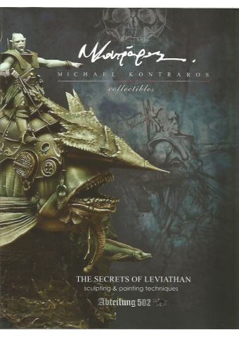 The Secrets of Leviathan: Sculpting & Painting Techniques