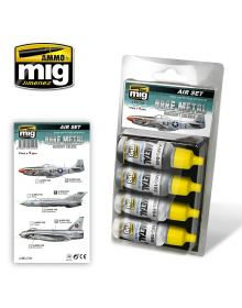 Bare Metal Aircraft Colors, AMMO