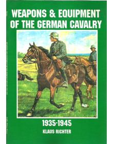 Weapons and Equipment of the German Cavalry, Schiffer