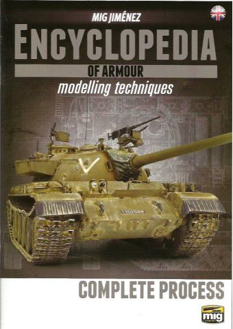 Encyclopedia of Armour Modelling Techniques Vol. 6, AMMO