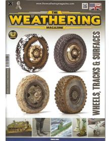 The Weathering Magazine 25: Wheels, Tracks & Surfaces