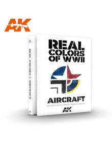 Real Colors of WWII - Aircraft, AK Interactive