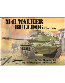 M41 Walker Bulldog in Action, Armor no 29, Squadron / Signal