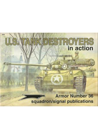 US Tank Destroyers in Action, Armor No 36