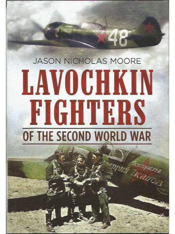 49ed641990 -16%  Lavochkin Fighters of the Second World War