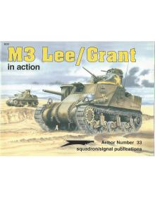 M3 Lee/Grant in Action, Armor no 33, Squadron / Signal