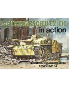 Sturmgeschutz III in Action, Armor no 14