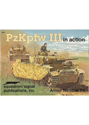 PzKpfw III in Action, Armor no 24