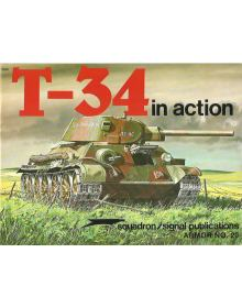 T-34 in Action, Armor no 20