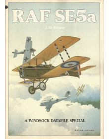 RAF SE5a, Windsock Datafile Special