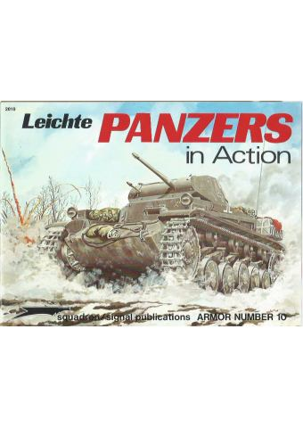 Leichte Panzers in Action, Armor no 10