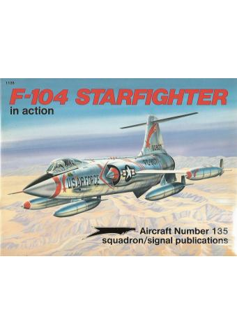 F-104 Starfighter in Action, Squadron