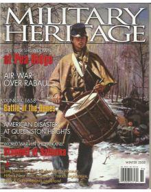 Military Heritage 2008 Winter, WWI in the Balkans: Standoff at Salonica