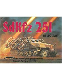 SdKfz 251 in Action, Armor no 21