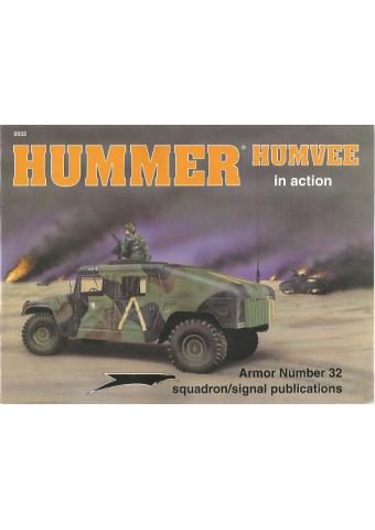 Hummer Humvee in Action, Armor no 32