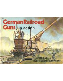 German Railroad Guns in Action, Armor no 15