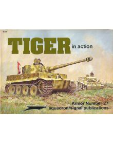 Tiger in Action, Armor no 27