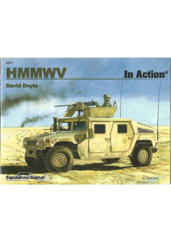 HMMWV in Action, Armor no 43