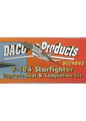 F-104 Starfighter Improvement & Correction Set, DACO