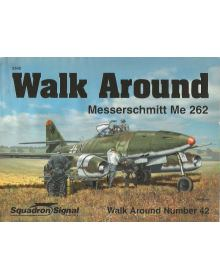 Messerschmitt Me 262 Walk Around