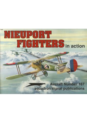 Nieuport Fighters in Action, Squadron/Signal