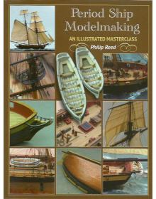 Period Ship Modelmaking, Philip Reed, Seaforth