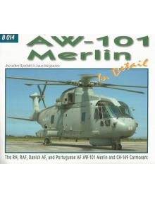 AW-101 Merlin in detail, WWP