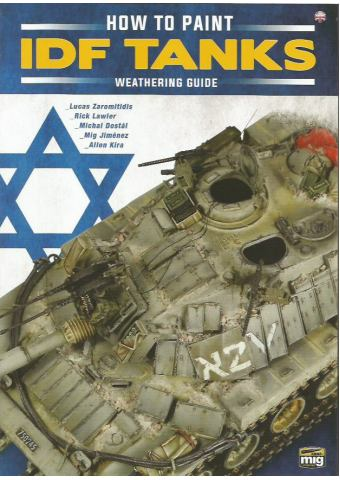 The Weathering Magazine Special - How to Paint IDF Tanks
