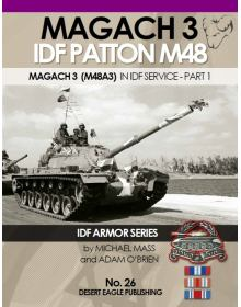 Magach 3 (M48) - Part 1, Desert Eagle
