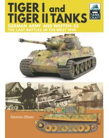 Tiger I and Tiger II Tanks, Tank Craft 13