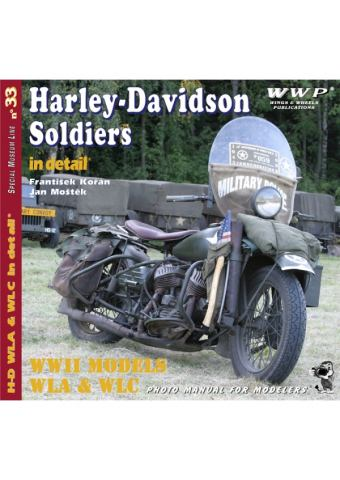 Harley-Davidson Soldiers in Detail, WWP