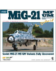 MiG-21 in Detail, WWP