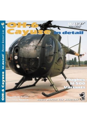 OH-6 Cayuse in Detail, WWP