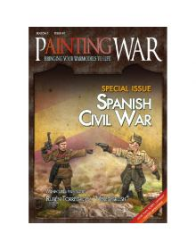 Painting War 05: Spanish Civil War