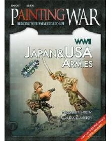 Painting War 03: Japan and USA WW2