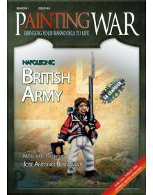 Painting War 04:  Napoleonic British