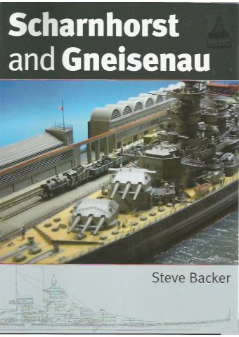 Scharnhorst and Gneisenau, Shipcraft No 20