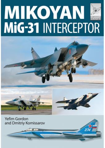 MiG-31 Interceptor, Flight Craft 8