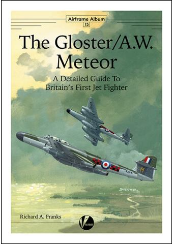The Gloster/A.W. Meteor, Valiant Wings