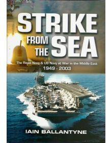 Strike from the Sea, Iain Ballantyne
