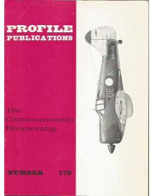 The Commonwealth Boomerang, Profile Publications Number 178