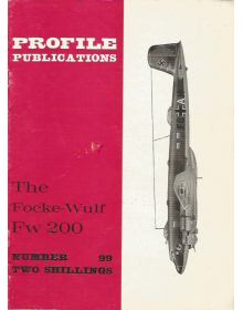 The Focke-Wulf Fw 200, Profile Publications Number 99