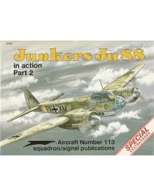 Junkers Ju 88 in Action - Part  2