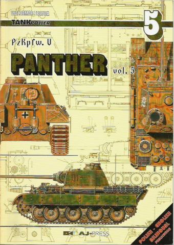 Panther Vol. 5, AJ Press